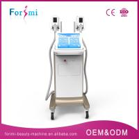 Wholesale Beauty salon use 15 inch touch screen 2 cryo handle work together cool sculption Cryolipolysis machine to body shaping from china suppliers