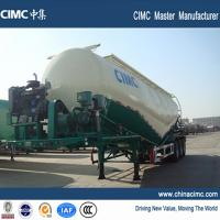 Wholesale tri-axle 42tons cement silo trailer for sale from china suppliers
