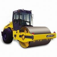 Wholesale Road Roller with Mechanical Drive, Single Drum, and Cummins or Yuchai Engine from china suppliers