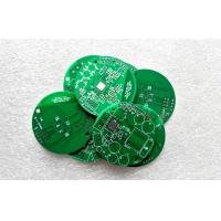 4 Layer PCB prototype fabrication , FR4 PCB Board with ENIG / Gold finishing