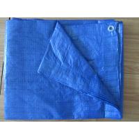 Wholesale 60g finished hdpe blue tarpaulin from china suppliers