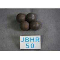 Wholesale B2 D 50mm Grinding Media Steel Balls for Cement Plants / Power Plant 62 - 63hrc from china suppliers