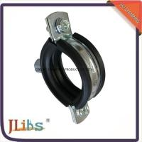 Wholesale 18mm-200mm Dia Cast Iron Pipe Clamps with 45+-5° Shore Hardness from china suppliers