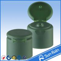 Wholesale Smooth closure plastic flip top cap / covers for cosmetic bottles from china suppliers