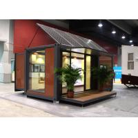 Wholesale Foldable Containers Commercial Prefab Buildings For Exhibitions / Shop from china suppliers