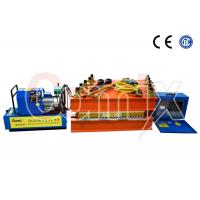 Wholesale Portable Conveyor Belt Vulcanizing Equipment , Safe Hydraulic Vulcanizing Press from china suppliers