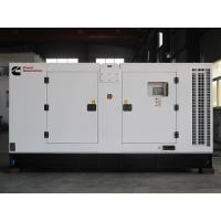 Quality Cummins Engine Super Silent Electric Generator Set for sale
