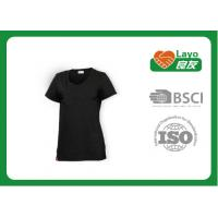 Wholesale Comfortable Outdoor Research T Shirt Black Color Round Neck L-218 from china suppliers