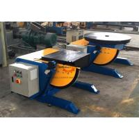 Wholesale High Precision Squre Pipe Welding Positioners Table With 550 Watt Motor Driving from china suppliers