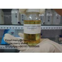 Wholesale Muscle Building Steroid Yellow Liquid Boldenone Undecylenate / Equipoise CAS 13103-34-9 from china suppliers