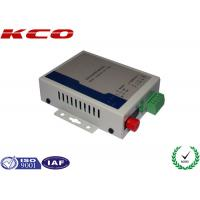Wholesale RS232 Fiber Optic Modem , RS422 RS485 Fiber Optic Converter FC UPC from china suppliers