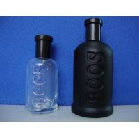 Wholesale Empty Glass Perfume Bottles 60ml 120ml , Screen Printing from china suppliers