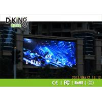 Quality 8000 Nits High Brightness P16 Advertising LED Display Full Color LED Message Display Board for sale