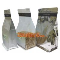 Wholesale zipper silver plastic foil bag, Aluminum Foil packaging Bag, Aluminum Foil bag, Aluminum from china suppliers