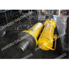 Buy cheap Double Main Cylinder Hydraulic Baling Press Cuboid Block Scrap Metal Baler Y81K - 600 from wholesalers
