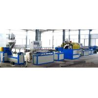 Wholesale PVC Fiber Enhancing Hose Extrusion Line--PVC  Hose Extrusion Line-- Hose Extrusion Line from china suppliers