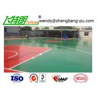 Wholesale Sport Court Flooring Basketball / Badminton / Tennis Court Acrylic Paint from china suppliers