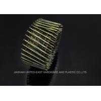 Wholesale 1 Inch Roofing Coil Nails Diamond Point Galvanized Coil Nails For Pallet Making from china suppliers