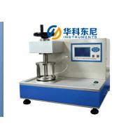 Wholesale Digital Fabric Hydrostatic Pressure Tester -Touch Screen Control Textile Test Equipment from china suppliers