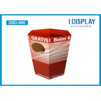 Wholesale Cardboard Display Stands / Dump Bin Display For Sweet Oatmeal Products from china suppliers