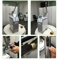 Wholesale Q-switched Nd yag laser tattoo/pigment /scar removal  machine with Korea 7 joints light guiding arm100% energy output from china suppliers