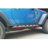 Quality Poison Spyder Nerf Bar For Wrangler 2007 - 2017 JK / Steel Side Step Bar for sale