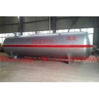 Wholesale hot sale CLW brand 80 cubic meters liquefied petroleum gas storage tank, best price 80,000L surface lpg gas storage tank from china suppliers