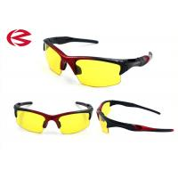 Wholesale Super Light Cool Man Durable 100 Uv Protection Sunglasses / Mens Sport Sunglasses from china suppliers