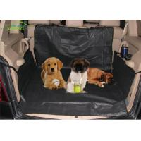 Wholesale Universal Waterproof 600D Oxford pet car seat covers for Dog / Cat from china suppliers