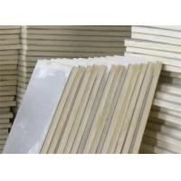 Buy cheap Customized Pu Steel Sandwich Panel High Intensity Preventing Acoustic Noise from wholesalers