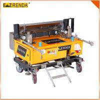 Wholesale Stainless Steel Spray Plastering Machine 900 x 650 x 500mm For cement wall from china suppliers