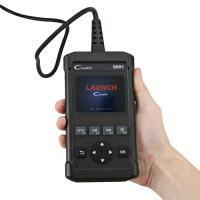 Wholesale Launch CReader 6001 Full OBDII OBD2 functions Support O2 Sensor Test from china suppliers