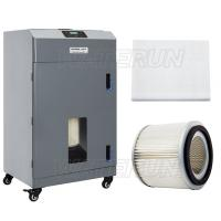 Wholesale Dust Filtering Fume Extraction System with Digital Display , 110V / 220V from china suppliers