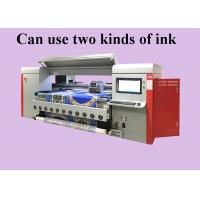 Quality Dx5 Heads Fabric Inkjet Printer 1440 Dpi Digital Printing Machine For Textile for sale
