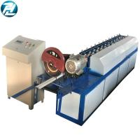 Buy cheap Galvanized Steel Shutter Door Roll Forming Machine Fully Automatic Control from wholesalers