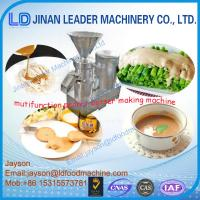 Wholesale industrial &commerical excellent peanut butter making machine from china suppliers