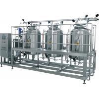 Wholesale SUS304 Stainless Steel Sub-Vertical CIP Cleaning System for Beverage Production Line from china suppliers
