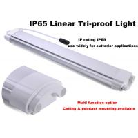 Quality IP65 patent design exterior led linear lighting 2-6ft 3000-6000k super bright for sale