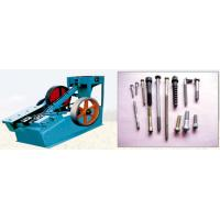 Wholesale ISO-9001 Thread Rolling Machine , Bolt / Screw Rolling Machine 60HZ Frequency from china suppliers