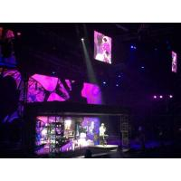 Wholesale P5.682 Indoor Mobile Stage LED Screens 500 x 500mm Panels Multi Resources from china suppliers