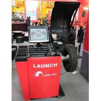 Wholesale Durable Auto Workshop Equipment , 40'' 3D Sensor Wheel Balance Machine With LED Display from china suppliers