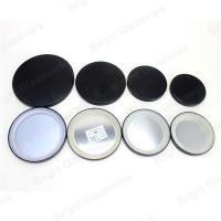 Wholesale candle Use and Tin Metal Type round candle lid from china suppliers