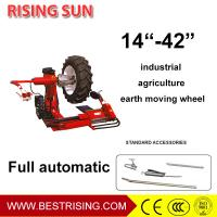 Wholesale Full automatic truck tire changer for sale from china suppliers