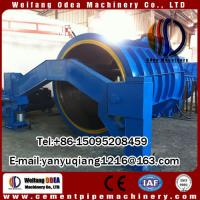 Wholesale 1500mm Cement Pipe Making Machine for Underground pipeline jacket tube from china suppliers