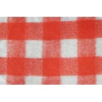 Wholesale Polyester Acrylic Wool Blended Fabric , Yarn Dyed Wool Tartan Curtain Fabric from china suppliers