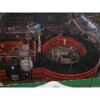 Wholesale Concrete timber formwork , steel formwork construction for ShiDao bay Nuclear Power Station from china suppliers