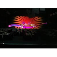 Quality RGB Rental Led Display Screen Inside With 3m-10m Viewing Distance , 1200nits Brightness for sale