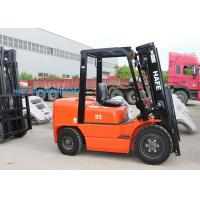 Wholesale High Safety Operation Diesel Forklift Truck 3T With Long Fork And Fork Extension from china suppliers