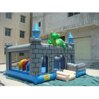 Wholesale Hansel Bouncy House Inflatable Jumping Castle Inflatable Bouncer For Sale from china suppliers