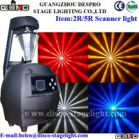 Wholesale DJ Disco Sharpy Beam Light 200W 5R Beam Moving Head Projector 14 Fixed Gobo from china suppliers